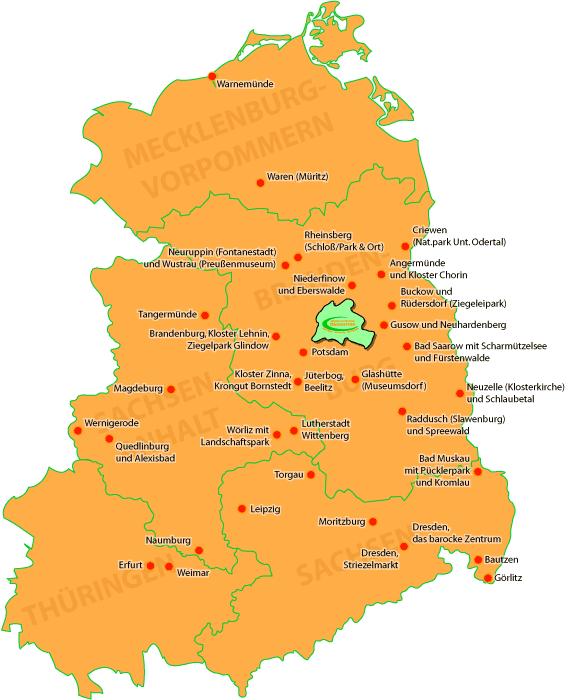 Karte des Berliner Umlands [Imagemap]